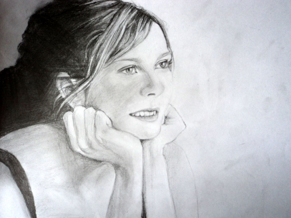 Kirsten Dunst by shreya